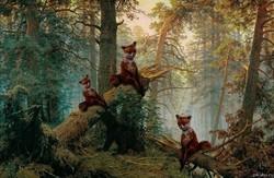 Россиянам могут запретить прогулки по лесу