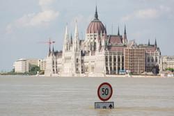 Наводнение в Венгрии обошло стороной основные курорты