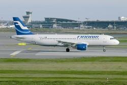 В аэропорту Кольцово погрузчик повредил готовившийся к вылету самолет Finnair