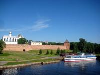 Путешествие в Великий Новгород и Старую Руссу