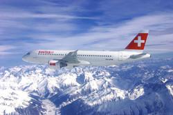 Swiss начнет летать из Петербурга в Женеву