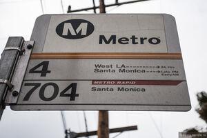 Транспорт в Лос-Анджелесе