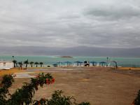 Нежная и суровая красота Мертвого моря