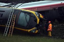 В Таиланде потерпел крушение поезд с туристами