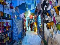 4. Загадочный мир ночного города (Марокко)