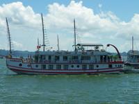 Островки в бухте Холонг