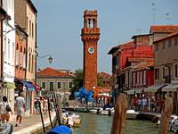 Острова Венецианской лагуны: Мурано