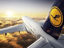 Lufthansa установит в самолетах развлекательный WI-FI сервис