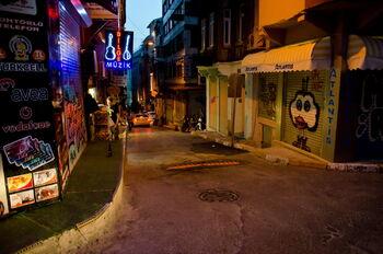 Станьте частью истории, проведя ночь в Стамбуле