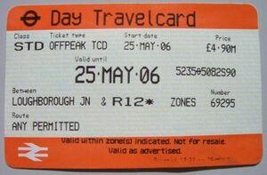 Система оплаты проезда в Лондона