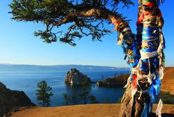 Озеро Байкал возглавило рейтинг символов России