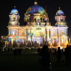 Фестиваль света в Берлине 2013