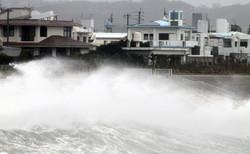На Японию и Вьетнам обрушились мощные тайфуны