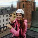 Оксана Гид в Стокгольме
