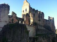Крепость Хохбург