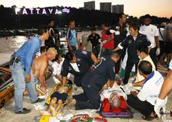 Затонувшим в Таиланде паромом управлял наркоман