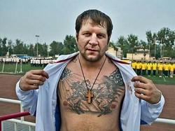 Емельяненко устроил дебош на рейсе Москва — Тюмень