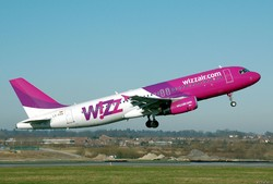Wizz Air откроет рейс из Санкт-Петербурга в Будапешт