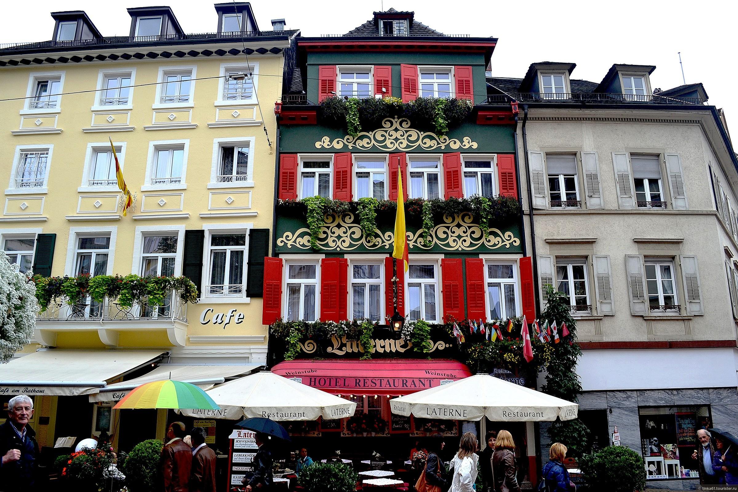 Baden baden: spa, culinary,  wine tour