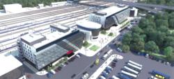 Железнодорожники предложили построить отель на вокзале Челябинска