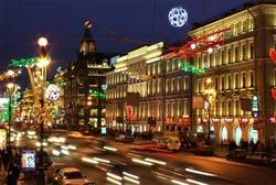 Власти рассекретили «фишки» новогоднего Санкт-Петербурга