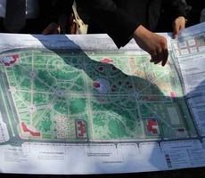Строительство крупнейшего парка отдыха Челябинска начнут в 2014 году