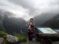 Австрия Криммльский водопад 2008