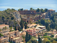 Таормина. Сицилия. 2013.