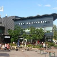 Финский музей «Маретариум» закрыли на профилактику
