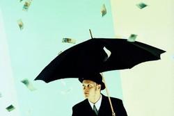 В Тайланде прошел денежный дождь