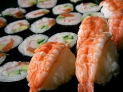 В лондонском ресторане подадут суши на обнаженном теле