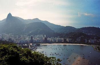 Бразилия: от трущоб до небоскрёбов