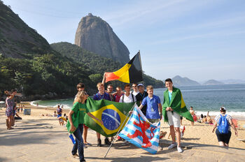 Бразильцы, они такие... бразильцы!
