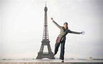 Путешествествие в Париж — мечты сбываются