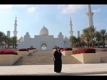 ОАЭ. Мечеть шейха Зайда в Абу Даби, 05:08