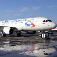 Самолет, вылетевший из Екатеринбурга, вернулся в Кольцово из-за сбоя в системе кондиционирования