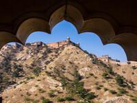 Джайпур. Зарисовки Амбер форта