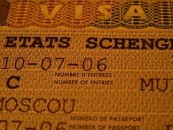 Визы в Австрию - в Венгерском посольстве