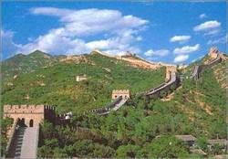Великая Китайская стена стала длиннее