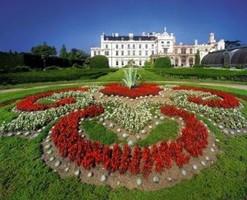 Пражский ботанический сад приглашает туристов на экскурсии