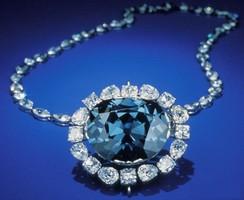 Самый крупный голубой бриллиант выставят на всеобщее обозрение