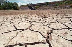 Кения страдает от засухи