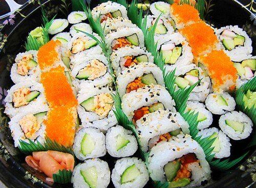 Японская культура питания – здоровье и долголетие