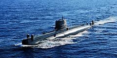 В Генуе появится подводная лодка - музей