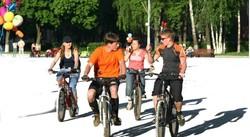 Велосипедный маршрут вдоль Луары