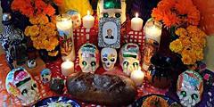 В Мексике пройдут Дни поминания успоших