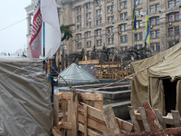 Евромайдан глазами туриста из России