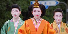 В Киото пройдет фестиваль веков