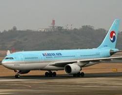 Авиакомпания «Korean Air» возобновляет полеты из Иркутска в Сеул