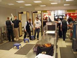 В аэропорту Манчестера «разденут» сканером